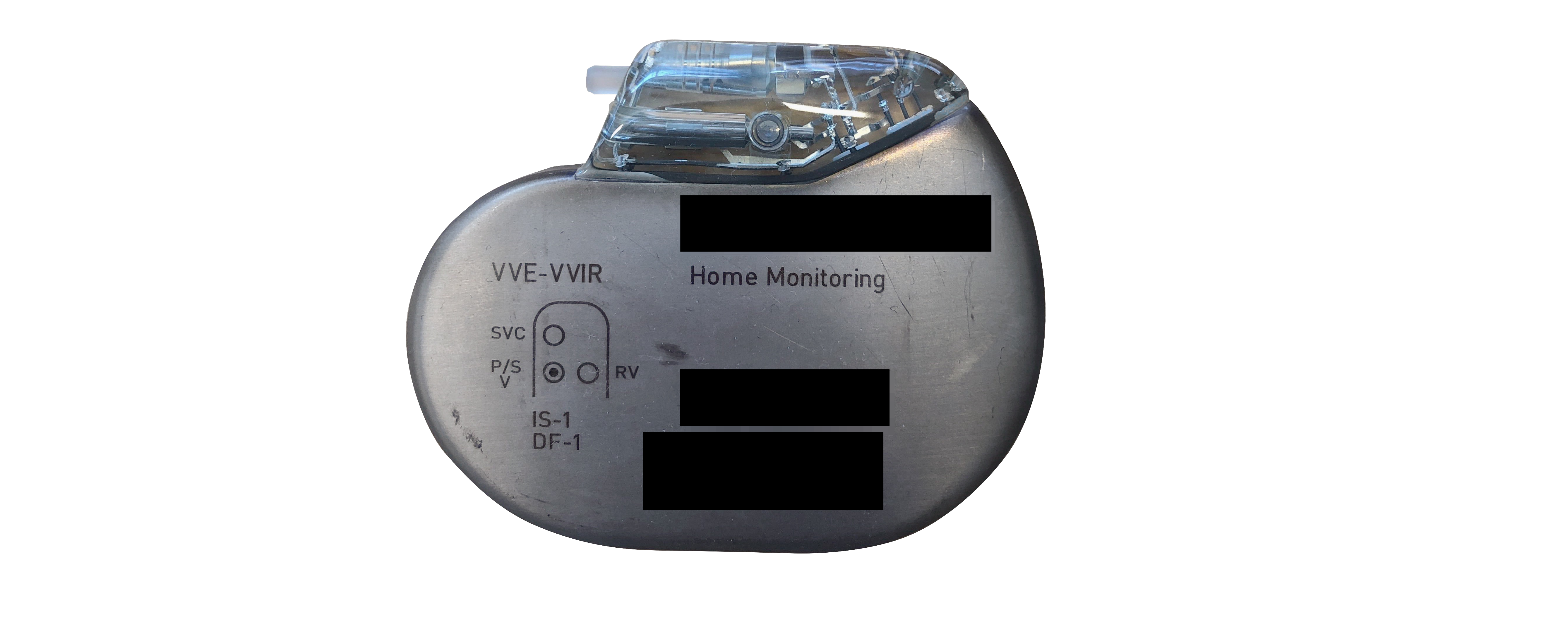 Figure 1: Picture of the pacemaker in SINTEF's lab